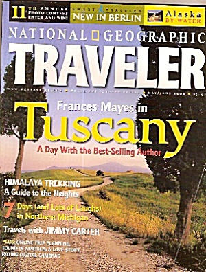 National Geographic Traveler - May/june 1999