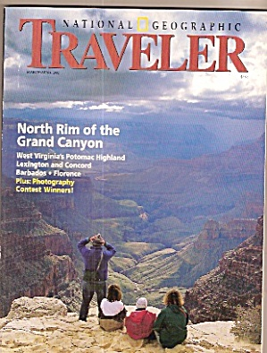 National Geographic Traveler - March/ April 1962