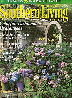 Southern Living magazine -  June 1999 (Image1)