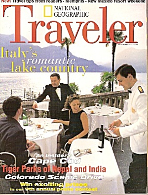 National Geographic Traveler -  May/June 1997 (Image1)