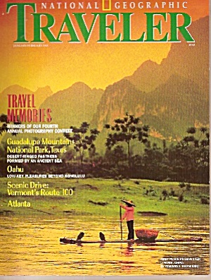 National Geographic Traveler - January/february 1993