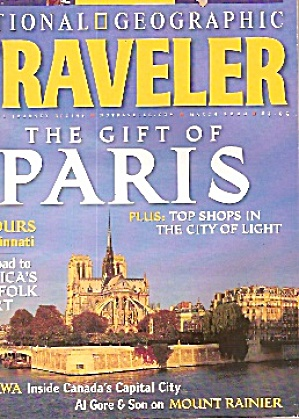 National Geographic Traveler - March 2000