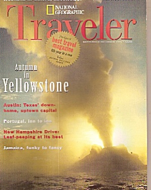National Geographic Traveler -  September/October  1995 (Image1)