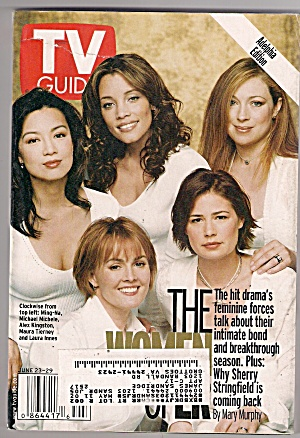 Tv Guide - June 23 - 29, 2001