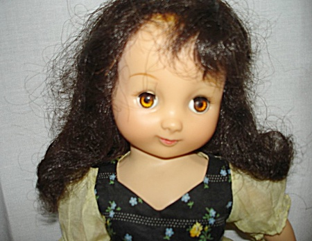 Vintage - Ideal Doll - P-90 - Betsy Mccall - 14 Inche