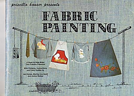 PRISCILLA HAUSER~FABRIC PAINTING~OOP~1975 (Image1)