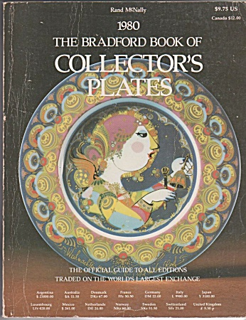 The Bradford Book Collector's Plates - 1980