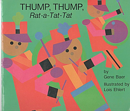 Preschool - Thump,thump - A Parade Book - Preschool