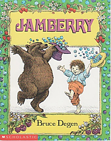 JAMBERRY~BRUCE DEGEN~ GDS 1-2~BOY AND BEAR (Image1)