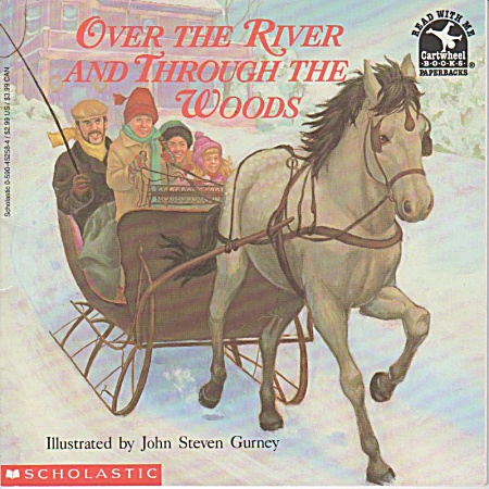 Over The River And Through The Woods - Gd1-2