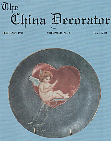 China Decorator - February - 1991