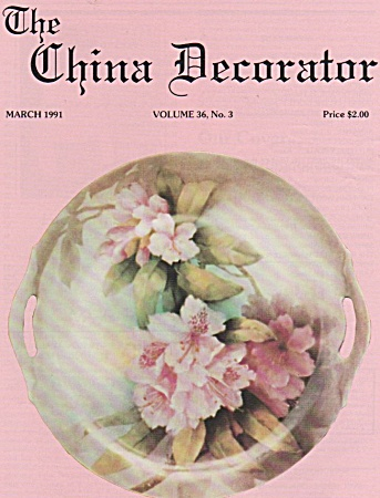 China Decorator - March - 1991