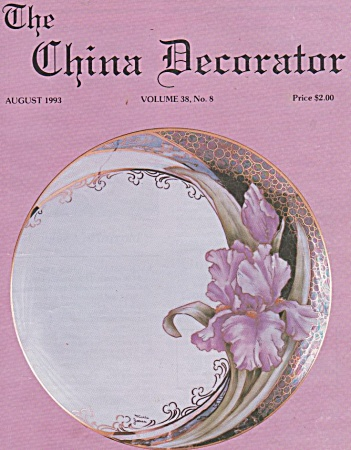 Vintage - China Decorator - March - 1993