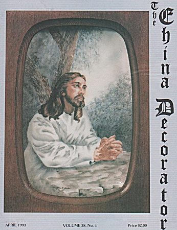 Vintage - China Decorator - April - 1993