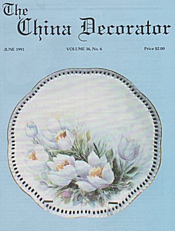 China Decorator - June 1991