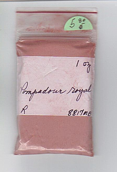 CHINA PAINT~-05 POMPADOUR ROYAL~1 OUNCE (Image1)