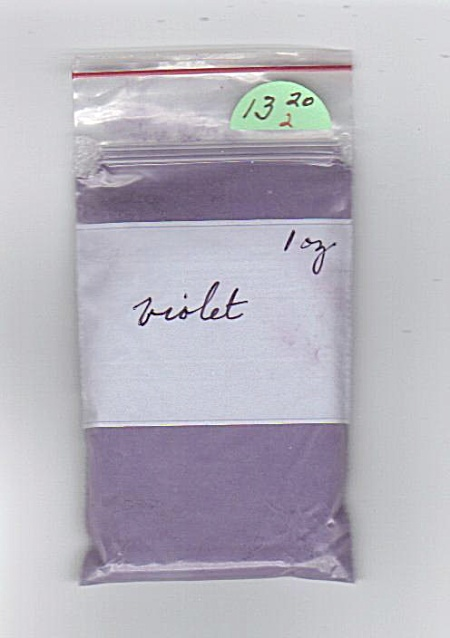 ~CH-14~CHINA PAINT~ VIOLET~1 OUNCE  ~ (Image1)