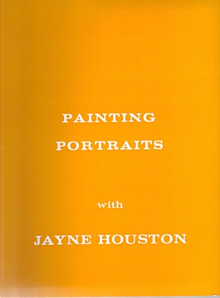 VINTAGE~PAINTING PORTRAITS with Jayne Houston (Image1)