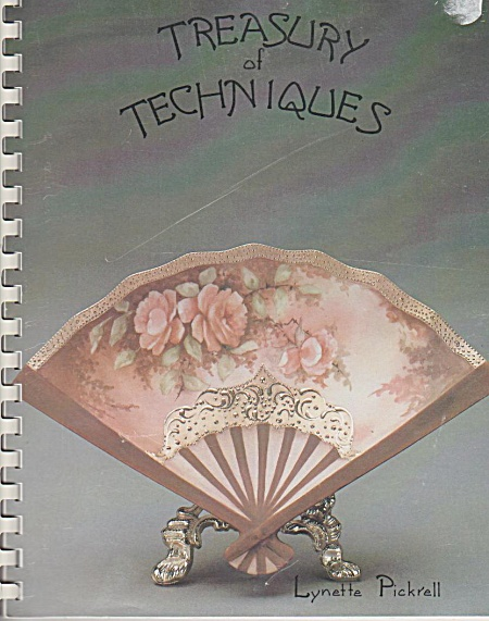 TREASURY OF TECHNIQUES~LYNETTE PICKRELL~SGND (Image1)