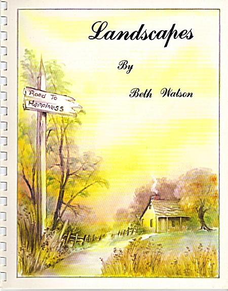 LANDSCAPES ~BETH WATSON~SIGNED~ (Image1)
