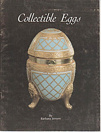 VINTAGE~COLLECTIBLE EGGS~BARBARA JENSEN (Image1)