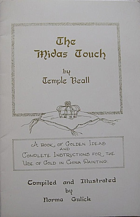The Midas Touch - Temple Beall - Gold - Oop