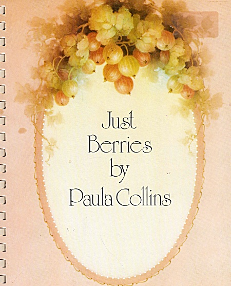 JUST BERRIES~PAULA COLLINS~VINTAGE 1988 (Image1)