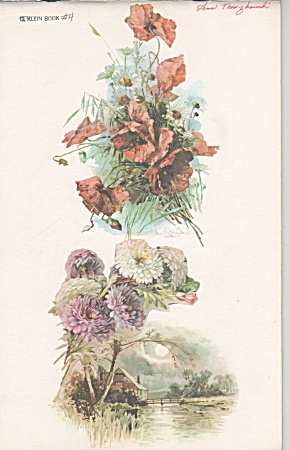 CATHERINE KLEIN~BOOK 4~VINTAGE PRINTS (Image1)