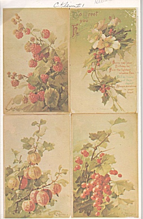 CATHERINE KLEIN~PICTURE BOOK#1~FLOWERS (Image1)