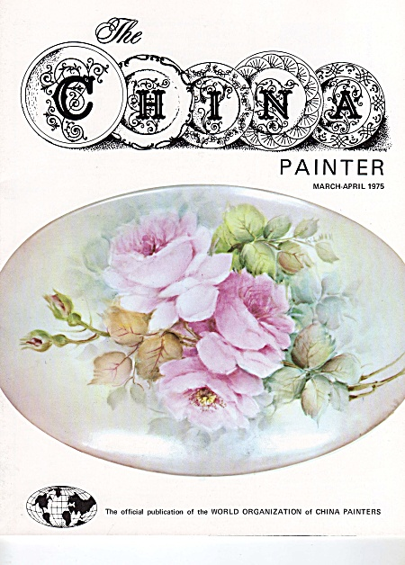March-april - 1975 - Wocp - The China Painter