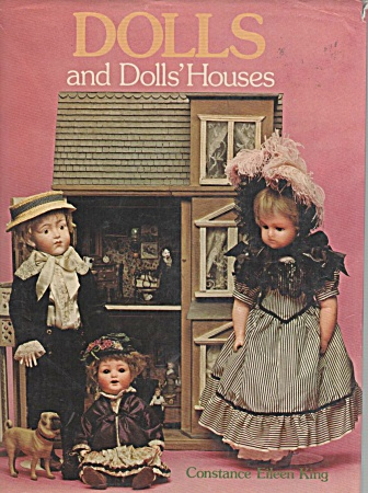 Vintage - 1977 - Dolls And Dolls Houses - Book