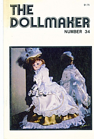 The Dollmaker Vintage 1981 Issue 34