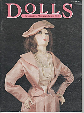Vintage - 1985 - Dolls- The Collector's Book