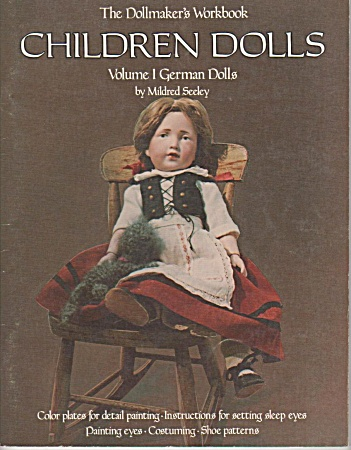 VINTAGE~SEELEY~GERMAN CHILDREN DOLLS~OOP (Image1)