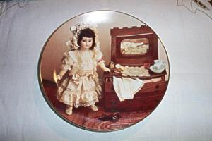 Gorman Jumeau Tete 1898 French Doll Plate (Image1)