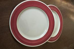 Villeroy & Boch Septfontaines Hand Pnt Plate (Image1)