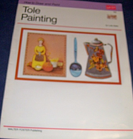 Tole Painting By Lola Ades Foster 128a