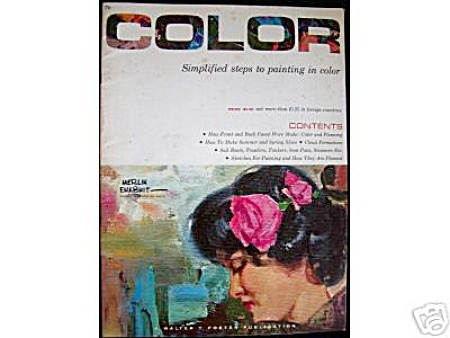 COLOR SIMPLIFIED STEPS TO PAINTING~FOSTER (Image1)