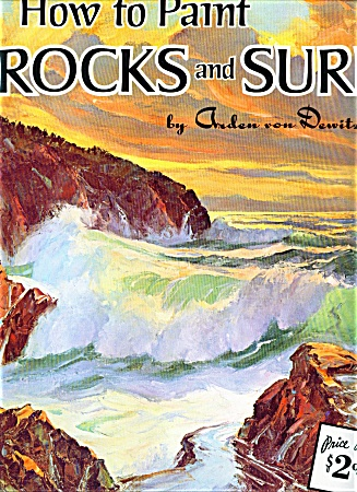 FOSTER 150 HOW TO  PAINT ROCKS AND SURF (Image1)