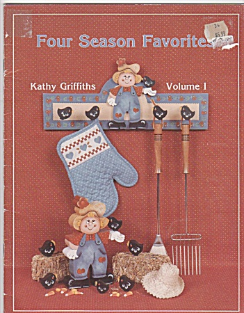 Four Seasons Favorites, Kathy Griffiths (Image1)