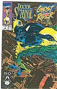 Doctor Strange & Ghost Rider Special #1  Marvel Comics (Image1)