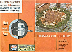 1956 Buckeye Cookware SS Pan CookBook (Image1)