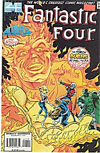 Marvel comics - Fantastic Four  Atlantis Rising -1995 (Image1)