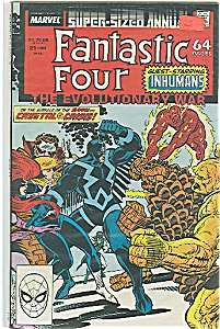 Fantastic Four - The Evolutionary War 1988 (Image1)