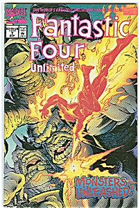 Fantastic Four - Unlimited  Sept. # 7   1994 (Image1)