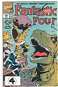Fantastic Four - 1990   Marvel Comics (Image1)
