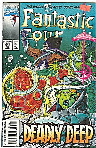 Fantastic Four 1995  #385   Marvel Comics (Image1)