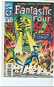 ;fantastic Four #391 Augt. 94 - Marvel Comics