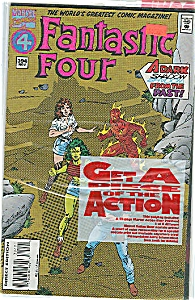 Fantasy Four - #394 Nov. 1994 - Marvel Comics