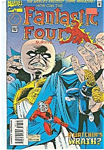 Fantastic Four - Survive - Marvel Comics #397